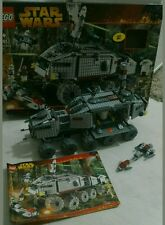 LEGO STAR WARS 7261 TURBO TANK WITHOUT  MINIFIGURES