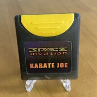 SPACE INVASION KARATE JOE Nintendo Game Boy Cartridge Only