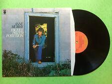 ANNE MURRAY - hautement attacher Possession, capitol e-st-11354 EX+ état vinyle