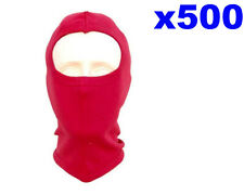 Go Kart Balaclava In Red x500 Race Racing