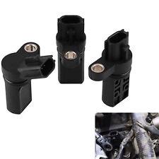 Set of 3 Engine Camshaft Crankshaft Position Sensor CPS Set For Infiniti Nissan