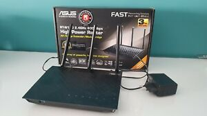 ASUS RT-N18U 2.4Ghz 600Mbps Wireless Router usb3.0 DDWRT