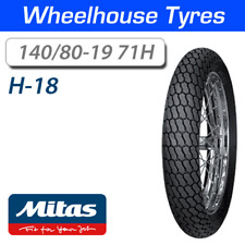 Mitas H-18 140/80-19 71H Road Legal Flat Track