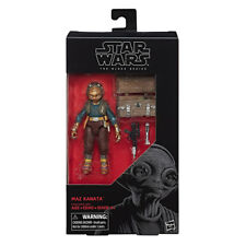 "Star Wars EP8 Last Jedi Black Series 6"" 049 Maz Kanata Figure New Xmas"