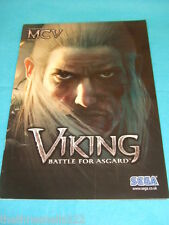 MCV MAGAZINE - VIKING BATTLE FOR ASGARD - MARCH 7 2008