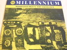LP  MILLENIUM MANASSEH MEETS THE EQUALISER NUOVISSIMO 1994