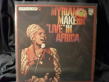 "Miriam Makeba - ""live"" in Africa"