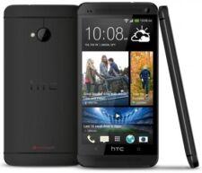 HTC  One M7 - 32GB - Schwarz (Ohne Simlock) Smartphone (99HTT013-00)
