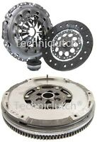 LUK DUAL MASS FLYWHEEL DMF AND COMPLETE CLUTCH KIT FOR AUDI A4 2 TFSI 16V 240MM