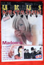 Madonna On Sexy Cover 1996 Very Rare Exyu Magazine