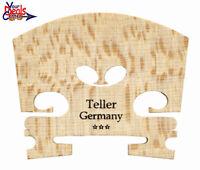 Genuine Josef Teller *** Violin Bridge 1/8  Germany