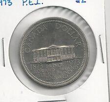 Canada 1873-1973 UNC Prince Edward Island.    Nickel Dollar