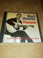 KARL DENVER CD..'WIMOWEH'