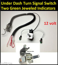 12 Volt Toggle Turn Signal Switch - Dune Buggy VW Sandrail, Kit Car Rat Rod