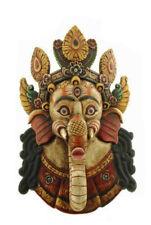 MASQUE  NEPALAIS DE L HIMALAYA ELEPHANT GANESH  4107