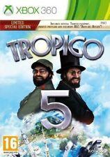 Xbox360 Tropico 5 Limited Special Edition