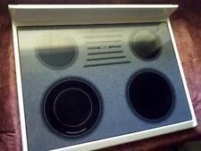 316098164 white ceramic glass cooktop Frigidaire Electroluxoven range stove