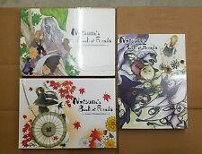 Natsume's Book of Friends Season 1-4 Premium Edition DVD Brand New Sealed Set