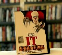 IT (1990) DVD SNAPPER OTTIME CONDIZIONI STEPHEN KING Tommy Lee Wallace