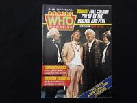 Doctor Who Magazine issue 95 - Dr Who Monthly (LOT#6311)