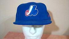 Fitted Baseball Cap Blue size 7 5/8 by NewEra