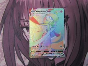 Pokemon Gardevoir Vmax Hyper Rare 076/073