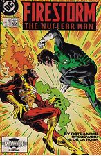 DC Comic! Firestorm: The Nuclear Man! Issue 66!