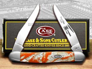 Case xx Muskrat Knife Tennessee Orange Genuine Corelon 1/500 9200TN