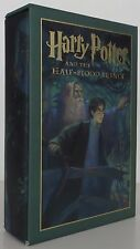 J.K. ROWLING Harry Potter and the Half-blood Prince SIGNED FIRST U.S. DELUXE