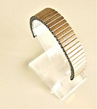 "ROWI ""FIXO-FLEX"" WATCH BAND. EXCELLENT CONDITION. 18MM LUGS AND WIDTH. STAINLESS"
