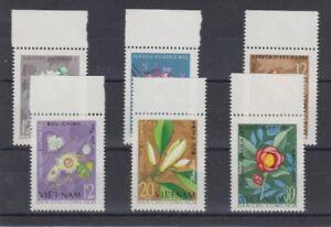 Viêtnam 301 - 6 Fleurs - Fleurs (MNH)