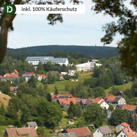 6 Tage Urlaub im Hotel Heubacher Höhe in Masserberg mit Halbpension