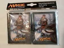 Venser The Sojourn MTG Deck Protectors 80ct Card Sleeves NIP USA SHIPPER