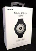 NEW, SEALED NOKIA Activity & Sleep Tracker Wristband, Bluetooth