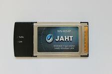 WLAN-Karte, PC Card, PCMCIA, JAHT WN-4054P