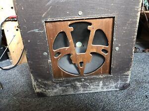 Rola Field Coil Speaker for Theater Amplifier