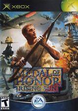 Medal of Honor: Rising Sun - Original Xbox Game