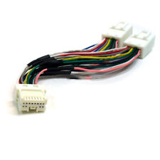For Nissan ALMERA TINO MP3 SD USB CD AUX Input Audio Adapter Module Y Cable 4+8p