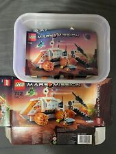 Lego 7648 Mars Mission MT-21 Mobile Mining Unit, with book and box COMPLETE