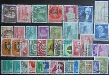 GERMANY (Berlin) 1953-63 Excellent Collection of 42 Used