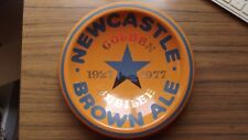 More details for newcastle brown ale golden jubilee 1927-1977 bottle top ashtray no chips /marks