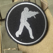 Counter Strike Badge CS Video Game AIRSOFT MILSPEC TACTICAL U.S. ARMY PATCH *01