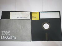 "8"" 8in Floppy Disk Diskette IBM Vintage"