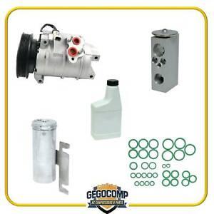 AC Compressor Kit Fits Chrysler Pacifica 2004-2006 V6 3.5L OEM 10S17C KT342