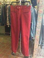 Vintage 1970s style Pinstripe Pant Unisex Brand New