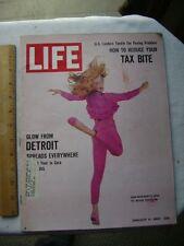 1963 Ann-Margret Cover Issue Life Magazine.