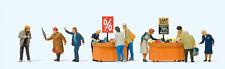 """Preiser 10647 H0 Figurines """"Négocier la chasse au Compteur de bonne affaire"""" # #"""