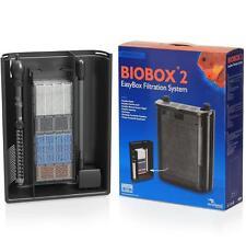 Aquatlantis BioBox 2 Aquarium Fish Tank Internal Filter / Heater / Media <250L