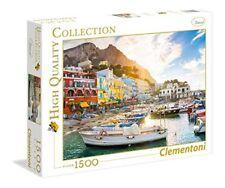 Clementoni 31678 - Puzzle 1500 HQC Capri