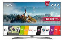 """LG 49"""" 49UJ670V 4K Ultra HD 2160p DVB-T2 Smart TV - SIlver"""